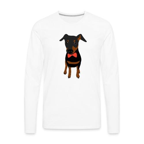 Pinche - Camiseta de manga larga premium hombre