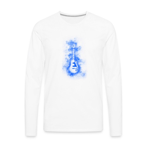 Blue Muse - Men's Premium Longsleeve Shirt