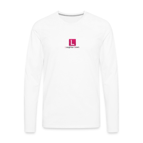 laughterdown official - Men's Premium Longsleeve Shirt