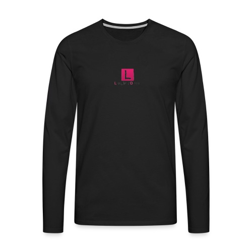laughterdown official - Men's Premium Longsleeve Shirt