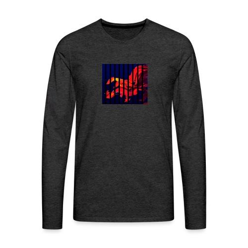 B 1 - Men's Premium Longsleeve Shirt