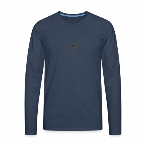BORN FREE - Men's Premium Longsleeve Shirt