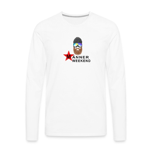 Männerweekend - Männer Premium Langarmshirt