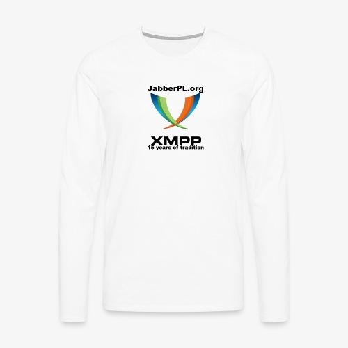 JabberPL.org XMPP - Men's Premium Longsleeve Shirt