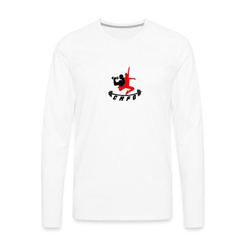 fini total - T-shirt manches longues Premium Homme