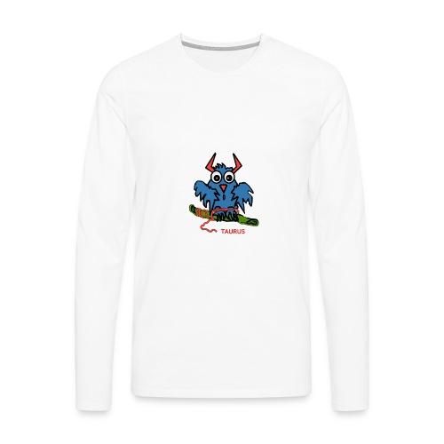 1523968600600 - Långärmad premium-T-shirt herr