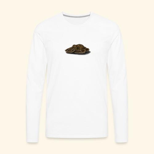 Oktopus - Männer Premium Langarmshirt