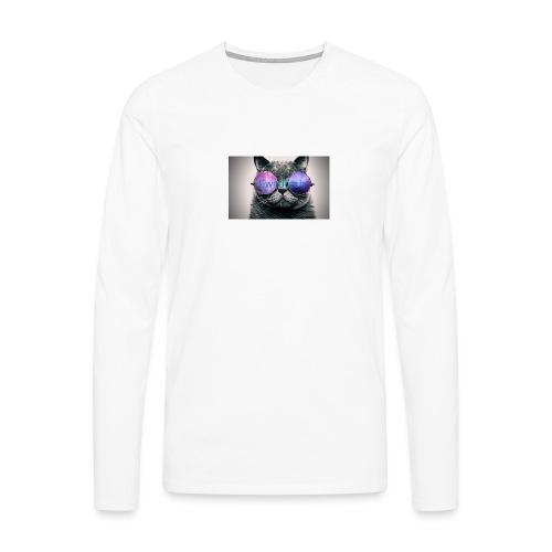 youtube bild 3 2 - Långärmad premium-T-shirt herr