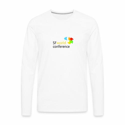 SFworldconference T-Shirts - Männer Premium Langarmshirt