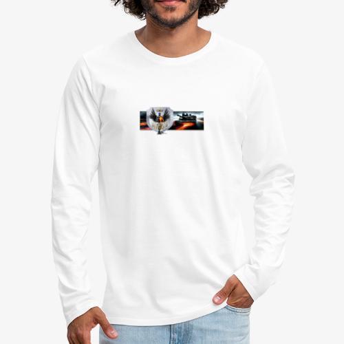 outkastbanner png - Men's Premium Longsleeve Shirt
