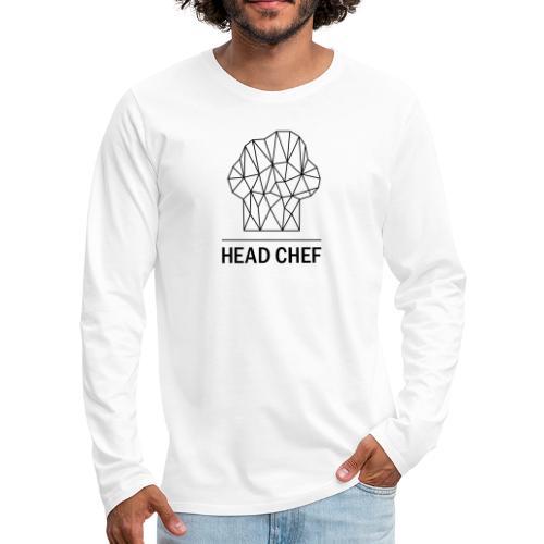 Head Chef - Men's Premium Longsleeve Shirt