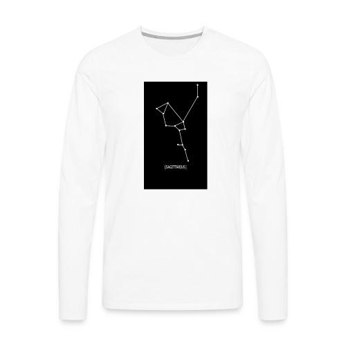 SAGITTARIUS EDIT - Men's Premium Longsleeve Shirt