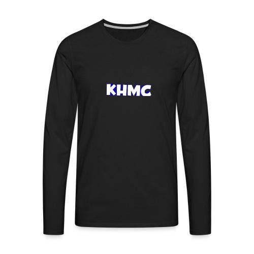 The Official KHMC Merch - Men's Premium Longsleeve Shirt