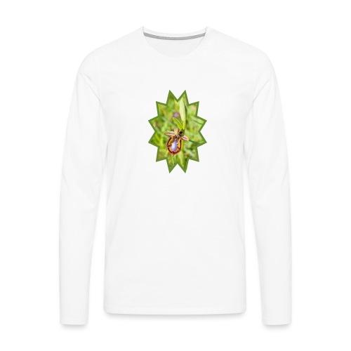 ORCHIDEES 1 - T-shirt manches longues Premium Homme