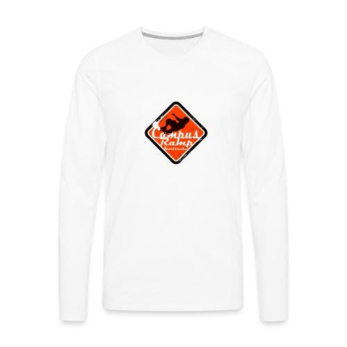 campusramplogo - Männer Premium Langarmshirt