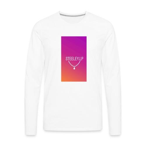 SteeleyLP👑 - Männer Premium Langarmshirt