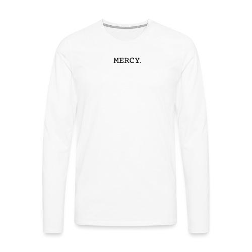 MERCY OB - T-shirt manches longues Premium Homme