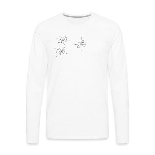 Ants - Men's Premium Longsleeve Shirt