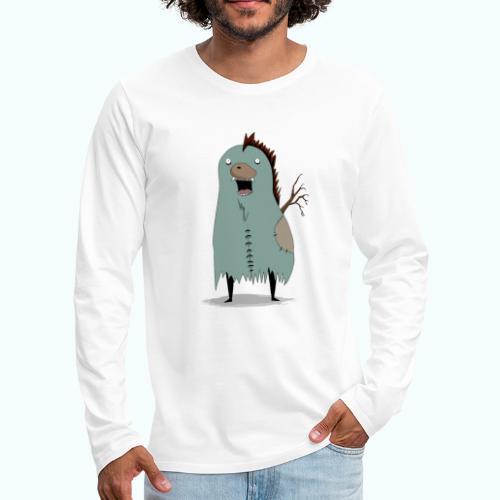 MOGGY - Men's Premium Longsleeve Shirt