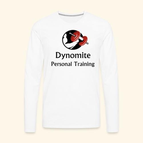 Dynomite Personal Training - Men's Premium Longsleeve Shirt