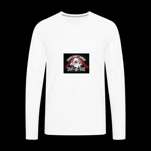 elsace-supermot - T-shirt manches longues Premium Homme