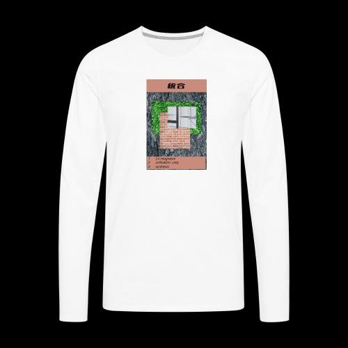 synthesis - Männer Premium Langarmshirt