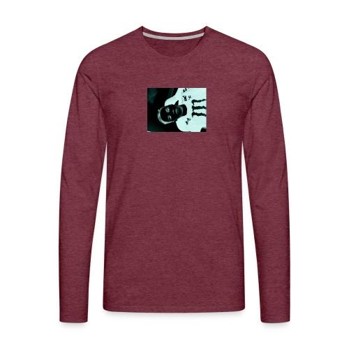Mikkel sejerup Hansen T-shirt - Herre premium T-shirt med lange ærmer
