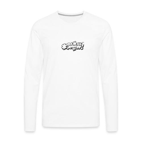 od_jutra_przestaje_być_wulgarny - Koszulka męska Premium z długim rękawem