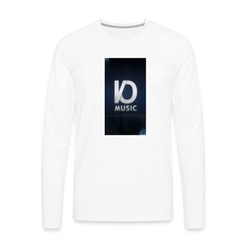 iphone6plus iomusic jpg - Men's Premium Longsleeve Shirt