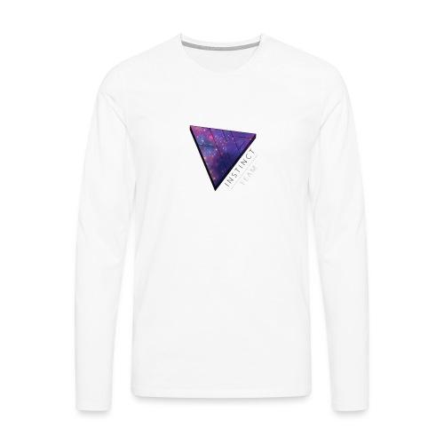 1495178735960iInsInstinct - T-shirt manches longues Premium Homme