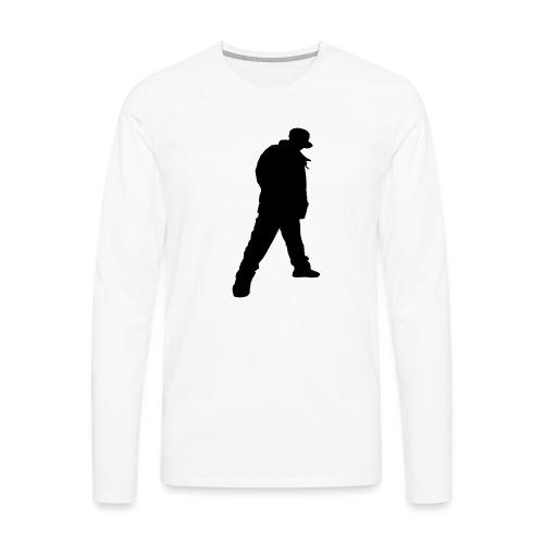 Brix City Tee - Men's Premium Longsleeve Shirt