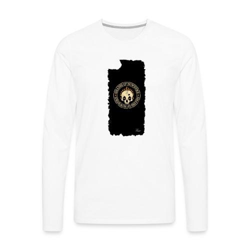 iphonekuorettume - Miesten premium pitkähihainen t-paita