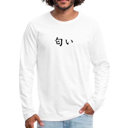 Kanji - Men's Premium Longsleeve Shirt
