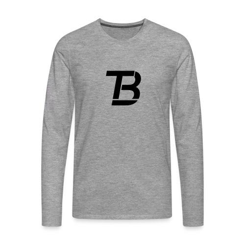 brtblack - Men's Premium Longsleeve Shirt