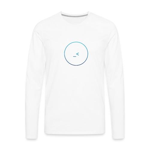 Coding Magazine logo - Men's Premium Longsleeve Shirt