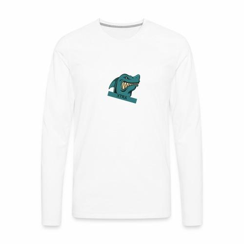 Xtra - Herre premium T-shirt med lange ærmer