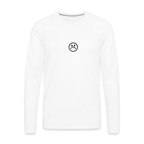 SAD BOYS - Maglietta Premium a manica lunga da uomo