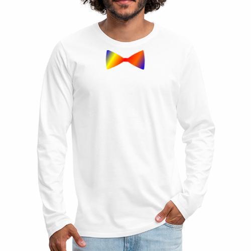Noeud papillon pour hommes, femmes et enfants ! - Men's Premium Longsleeve Shirt