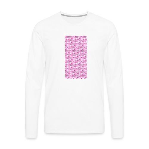Fluo Sghiribizzy - Maglietta Premium a manica lunga da uomo
