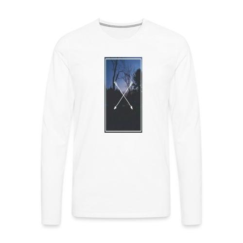 Bosque Flexhas - Camiseta de manga larga premium hombre