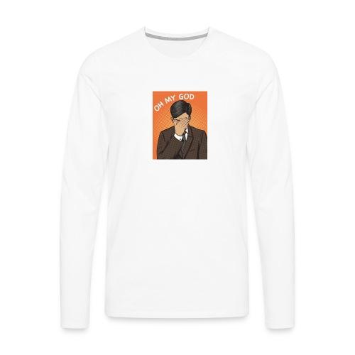 oh my good - Camiseta de manga larga premium hombre