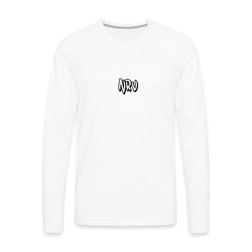NRV - T-shirt manches longues Premium Homme