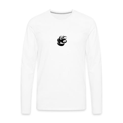 gekke aap - Mannen Premium shirt met lange mouwen