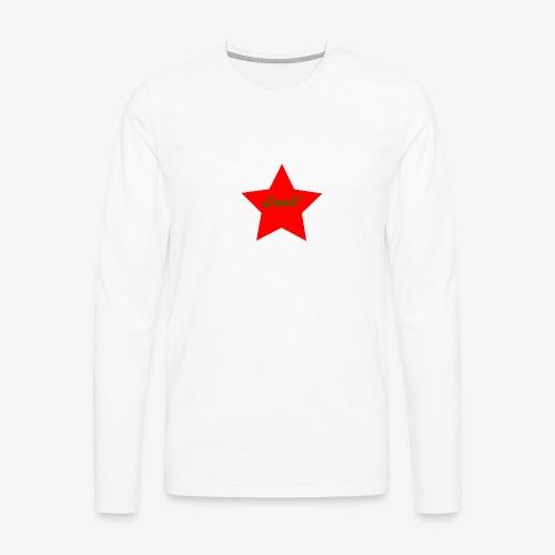 Lauch - Männer Premium Langarmshirt