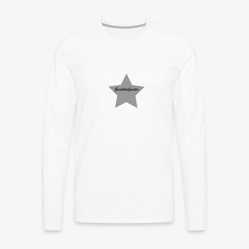 Gesichtselfmeter - Männer Premium Langarmshirt