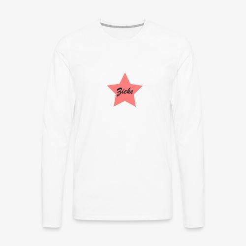 Zicke - Männer Premium Langarmshirt