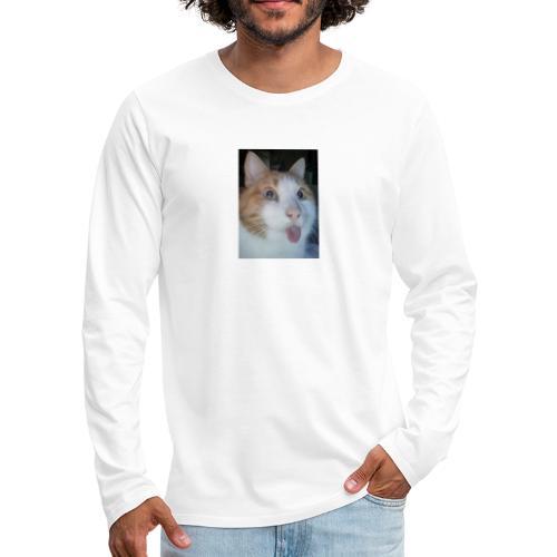 Toffo - Miesten premium pitkähihainen t-paita