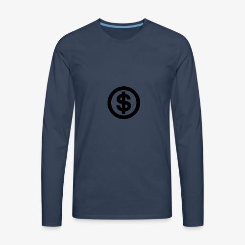 marcusksoak - Herre premium T-shirt med lange ærmer