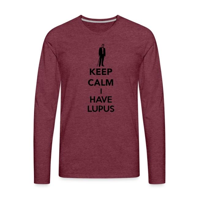 Keep Calm I Have Lupus