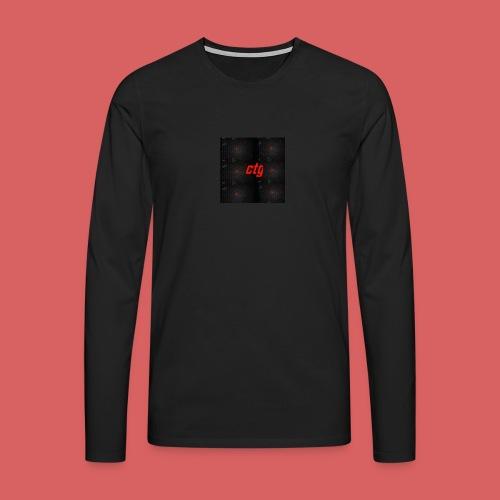 ctg - Men's Premium Longsleeve Shirt